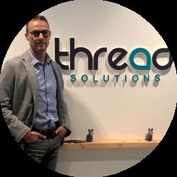 Davide Piazza CEO Thread Solutions